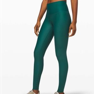 Lululemon Mapped Out High Rise Tight Lagun…